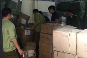 Bắc Ninh: Phát lộ công ty tuồn kim châm cứu, bao cao su giả ra thị trường